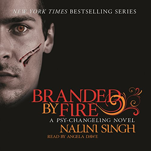 Couverture de Branded by Fire