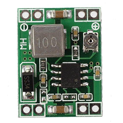『SODIAL(R) 5件ミニDC-DCコンバータステップダウンモジュール調整可能電源出力0.8-20V』の2枚目の画像