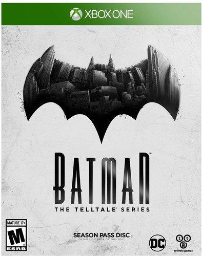 Warner Bros Batman: The Telltale Series Xbox One Básico Xbox One Inglés vídeo - Juego (Xbox One, Drama interactivo, M (Maduro))