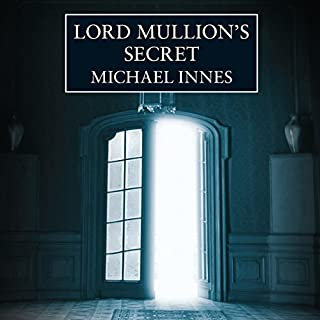 Lord Mullion's Secret cover art