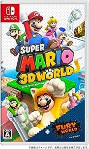 スーパーマリオ 3Dワールド + フューリーワールド -Switch (【Amazon.co.jp限定】アイテム未定 同梱)