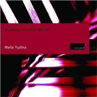 Mozart Piano Sonatas K.310 331 & 457 / Fantasias K.397 & 475. Maria Yudina Piano. Rec. 194