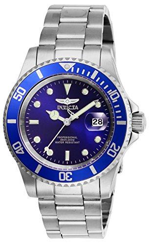 Invicta 26971 Pro Diver Reloj Unisex acero inoxidable Cuarzo Esfera azul