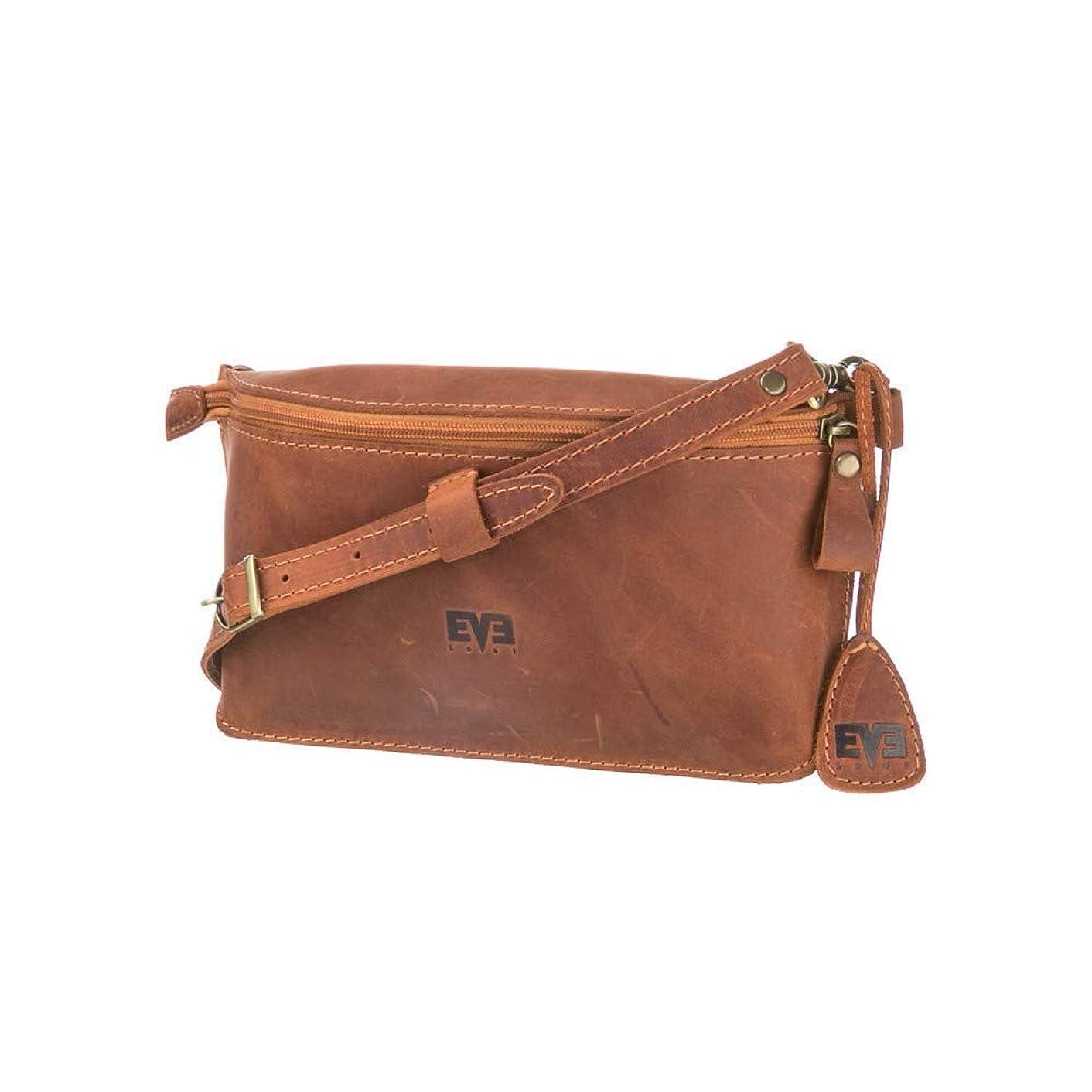 Leather Fanny Pack Belt Bag Leather Bum Waist Pack Hip Pouch Festival Fanny Pack Vintage Crossbody Handmade Utility Belt