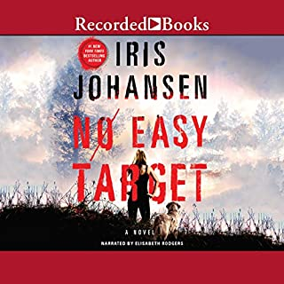 No Easy Target audiobook cover art