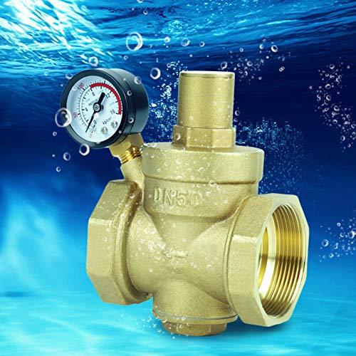 Válvula reductora de presión, reductor de presión de agua, reductor de presión del grifo de agua, para el hogar