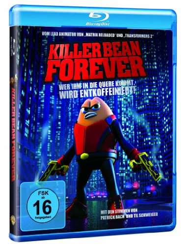 Killer Bean Forever [Blu-ray]