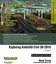 Exploring AutoCAD Civil 3D 2018