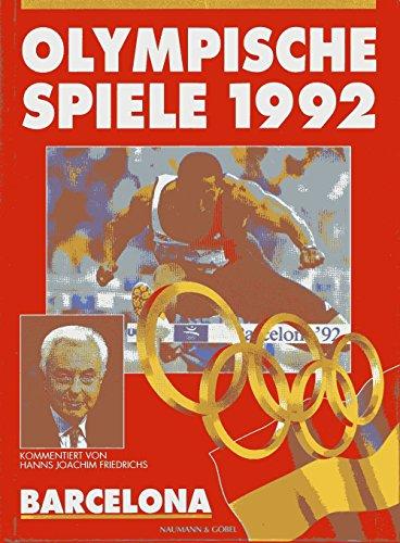 Olympische Spiele 1992 - Barcelona /Albertville