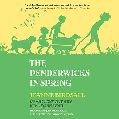 The Penderwicks in Spring cover art