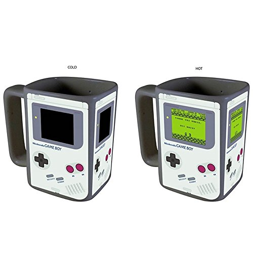 Game Boy - Farbwechsel-Tasse   Offizielles Merchandise