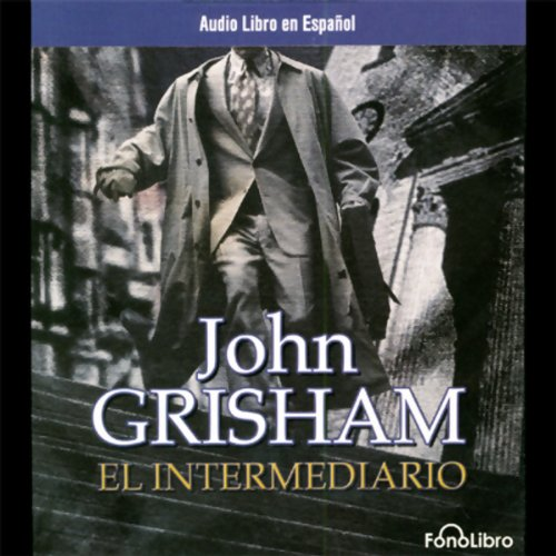 El Intermediario [The Broker] audiobook cover art