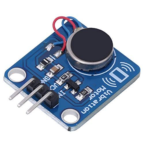 3 piezas Motor de choque DC5V 9000RPM Módulo de choque del Motor de vibración para el módulo Arduino Proyectos de bricolaje