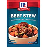 McCormick Classic Beef Stew Seasoning Mix Packet, 1.5 oz...