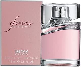Hŭgo Bŏss Fėmme Perfume for Women Eau de Parfum 2.5 fl. Oz