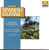 Music for Spanish Guitar by Konrad Ragossnig