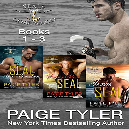 SEALs of Coronado: Books 1-3 audiobook cover art