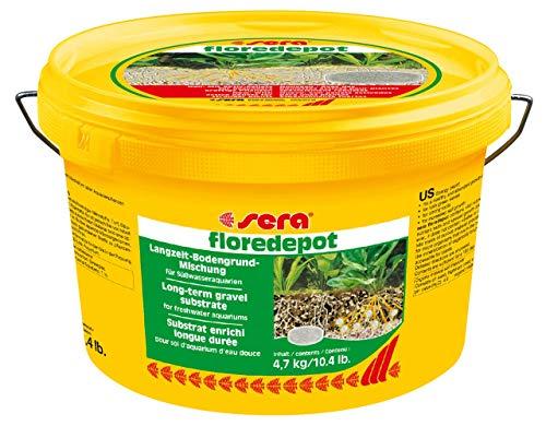Sera floredepot 4,7 kg für ca. 120 liter