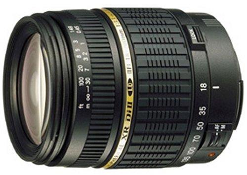 Tamron AF 18-200mm 3,5-6,3 XR Di II LD ASL Macro digitales Objektiv mit Built-In Motor für Nikon - jetzt nur bei Amazon direkt mit UV-Filter und Bereitschaftstasche