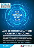 AWS Certified Solutions Architect Associate Practice Tests 2019: 390 AWS Practice Exam Questions with Answers & detailed Explanations (Digital Cloud Training, Band 2020)