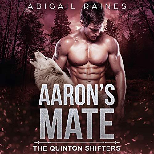 Aaron's Mate audiobook cover art