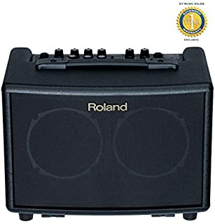 Roland AC-33 Acoustic Chorus Guitar Amplifier Black with 1 Year Free Extended Warranty