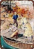 NOT Bristol Steel Fishing Rods Interessante Poster