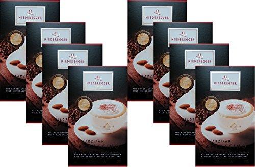 J. G. Niederegger Marzipan Cappuccino, Vorteilspack 8er Pack (8x220g/80 Btl.)