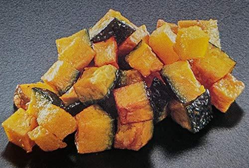 素揚げ カボチャ ダイスカット 1kg×10P 南瓜 業務用 冷凍