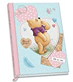 Official Winnie The Pooh Cute 2021 Diary - A5 Diary