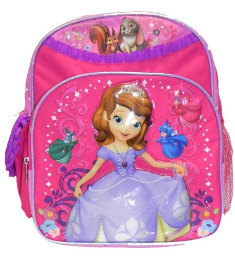 Sofia the First 12 Backpack - BRAND NEW