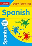 Spanish Ages 5-7: easy Spanish practice for year 1 and year 2 (Collins Easy Learning KS1)