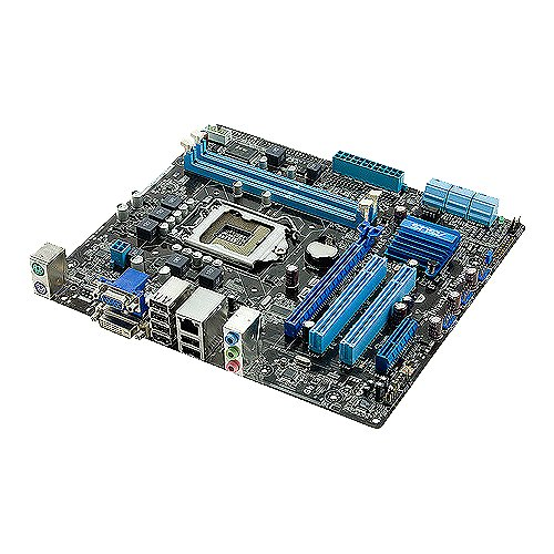 Asus P7H55-M LX Mainboard Sockel Intel H55 2 x DDR3 Speicher Mikro ATX