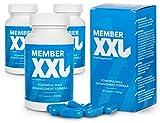 MEMBER XXL - Powerful Male Enhancement Formula, Food Supplement (180 Kapseln)