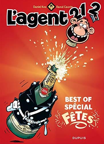 L'Agent 212 - La compil - tome 3 - Best of spécial fêtes