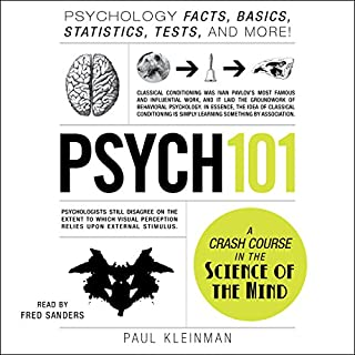 Psych 101 audiobook cover art