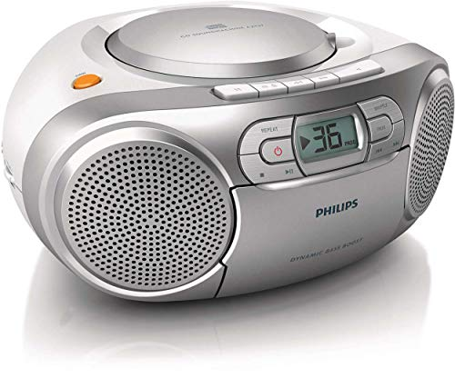 Philips Soundmaschine Radiorecorder mit CD - 2