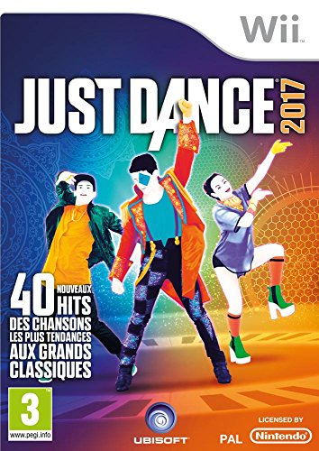 Just Dance 2017 Jeu Wii