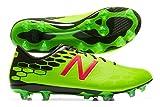 New Balance Visaro 2.0 Control AG Niño, Bota de fútbol, Green-Cherry, Talla 6 US (38.5 EU)