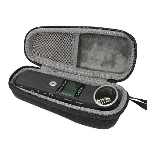 co2CREA Duro Viajar Fundas Caso Cubierta Estuche para Zoom H1 Grabador de Sonido Digital portátil