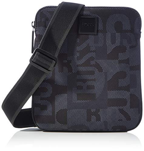BOSS Herr Pixcam214_s Zip Env skolväska väska, ONESI