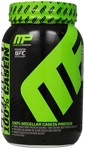 Muscle Pharm Hybrid Series Combat 100% Casein Cookies N' Cream - 2 lbs