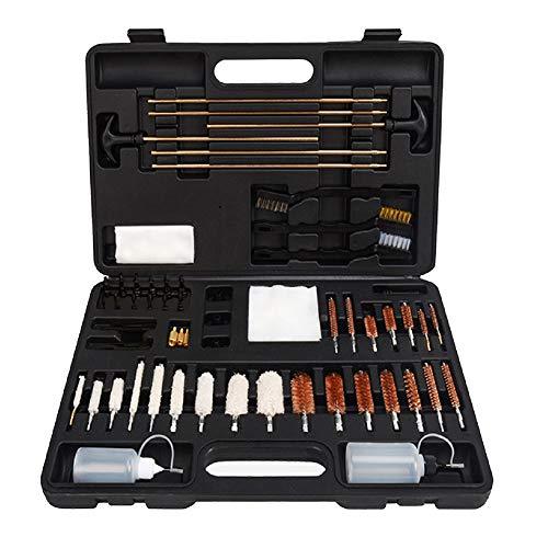 FIREGEAR Universal Gun Cleaning Kit Supplies for Rifle,...