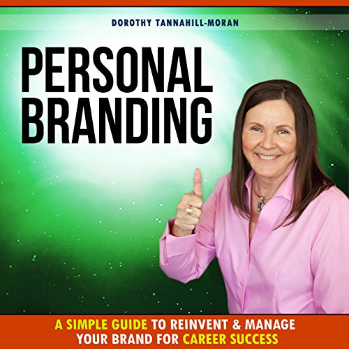 Personal Branding audiobook cover art