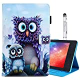 Billionn Smart Case for Amazon Kindle Fire HD 10 (7th Gen/