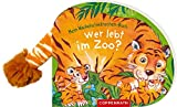 Mein Wackelschwänzchen-Buch: Wer lebt im Zoo?