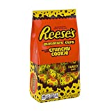 Reese's Crunchy Cookie Miniature Cups Family Bag 18oz, pack of 1