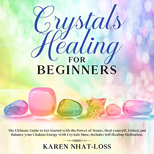 Crystals Healing for Beginners Titelbild
