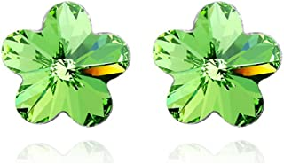 green earrings australia