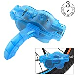 Owfvlazi Bike Chain Cleaner Tool Thickened ABS Plastic Recycled Bike Clean Bursh Scrubber Accessories for Cycling
